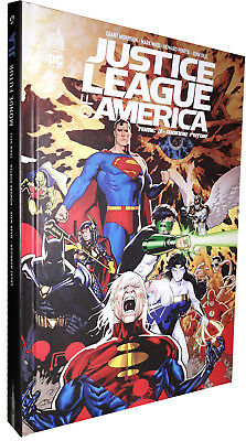 Comics - Urban Comics - Justice League Of America T.03 : Monde Futur