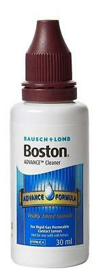 Bausch & Lomb Boston Advance Hard & Gas Permeable Contact Lens Cleaner 30ml