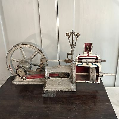 Antique Kinetic working model of steam engine