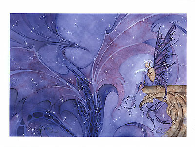Amy Brown - Dragon Dream - OUT OF PRINT
