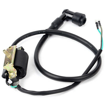 Ignition Coil Fit For 50cc 70cc 90cc 110cc 125cc ATV Quad Go Kart Dirt Pit Bike
