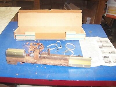 TEXAS NATIVE INERTIA Nutcracker Pecan Cracker Sheller W/box & Instructions