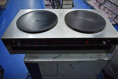 Skyfood Equipment Electric Crepe Machine & Griller JB356-2