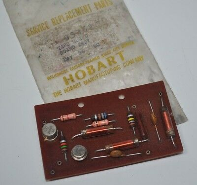 NEW Hobart Tare Guard Circuit Board Assy Part# 95362 New Old Stock Vintage Part