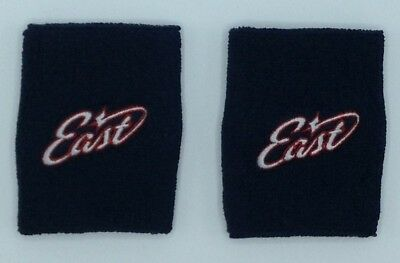 NBA All Star East Adidas 2-Piece Wristbands NEW!