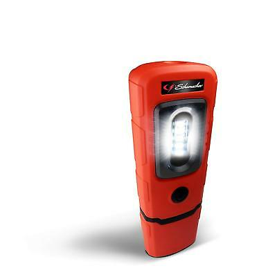Schumacher Electric SL26RU 360 LED Cordless Work Light + Magnetic Torch, Red