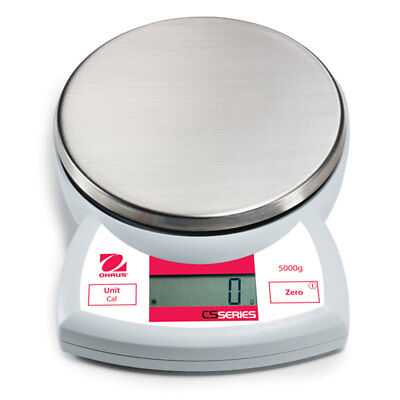 Ohaus CS5000 Portable Compact Scale 5,000 g Capacity