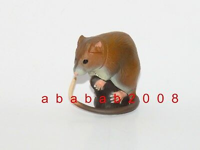 Kaiyodo Furuta Animatales figure Choco Egg Part.5 - Rat (one figure)
