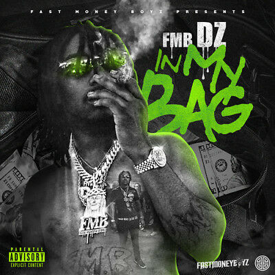 Fmb Dz - In My Bag [New CD] Explicit, Digipack Packaging