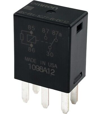 Omron G8V-Rh-1C7T-R-Dc12 , Electronic Components Micro Automotive