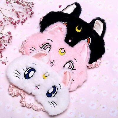 Comfortable Cute Eye Mask for Rest and Sleep