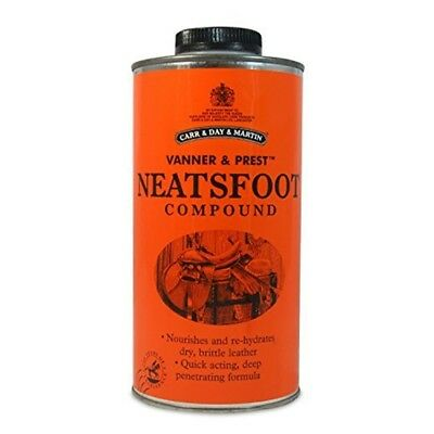 Carr & Day & Martin Vanner And Prest Neatsfoot Compound, 500ml - Compound