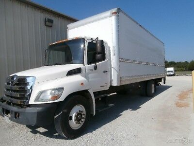 Penske Used Trucks - unit # 613274 - 2012 Hino 268