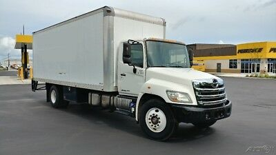 Penske Used Trucks - unit # 615041 - 2012 Hino 268
