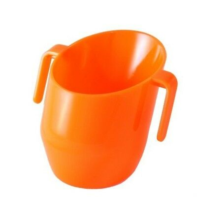 Doidy Doidy Cup Orange - Toddler Training Weening Many Colours Available
