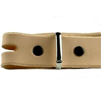 Nickel Over Solid Brass Belt Keeper 1 1126-12 By Tandy Leather - x Bag Strap