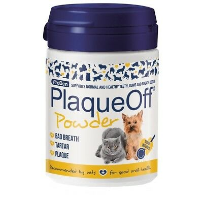 Proden Plaqueoff Animal - All Natural Solution Against Tartar & Plaque - Off