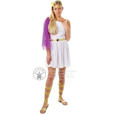 One Size Gold Ladies Goddess Sandals - Roman Costume Adult Fancy Dress Accessory