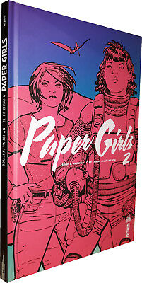 Comics - Urban Comics - Paper Girls T.02