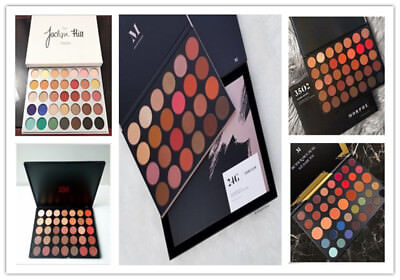 New hot Morphe 324G/39A/35O 2 Second Nature Makeup Eyeshadow Palette &Free ship