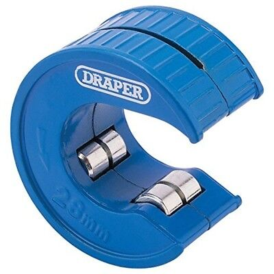 Draper 81124 Automatic Pipe Cutter (28mm) - 28mm