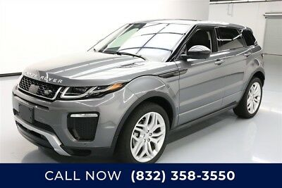 Land Rover Range Rover HSE Dynamic Texas Direct Auto 2016 HSE Dynamic Used Turbo 2L I4 16V Automatic 4WD SUV