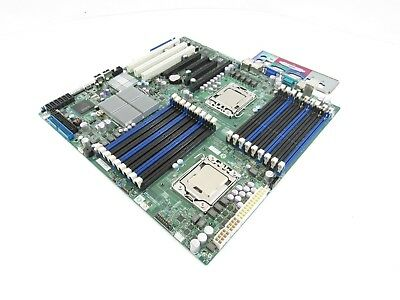 Supermicro X8DTN+ Server Motherboard Dual Socket LGA1366 w/ I/O Shield