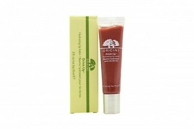 Origins Drink Up Lip Balm 15Ml - #02 Cinnamon Surge Für Sie. Neu