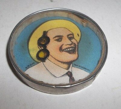 Vtg DRGM made in Germany Toy Dexterity Puzzle Pocket Mirror