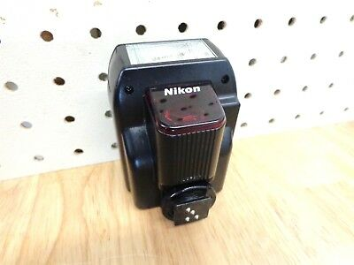 Nikon Speedlight SB-23 Camera Flash Tested