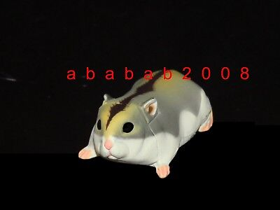 Kaiyodo Furuta Animatales figure Choco Egg Part.2 - Grey dwarf hamster (1 figure