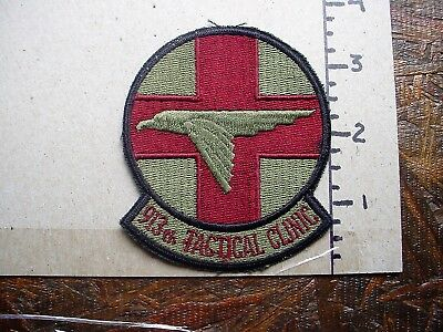 Usaf 913Th Tactical Clinic Patch - Must See
