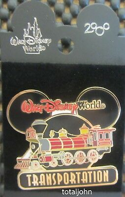 Disney WDW - Transportation Series 2000 - Train Pin