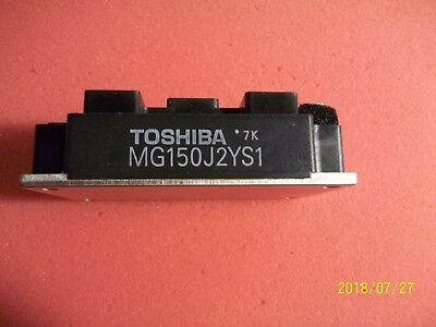 1- TOSHIBA 7k POWER MODULE MG150J2YS1 NEW