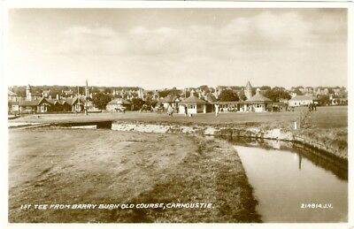 1st Tee from Barry Burn Old Course, Carnoustie RP Golf