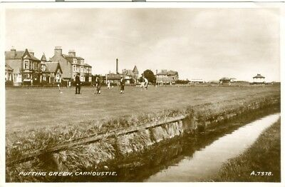 Putting Green, Carnoustie RP Golf