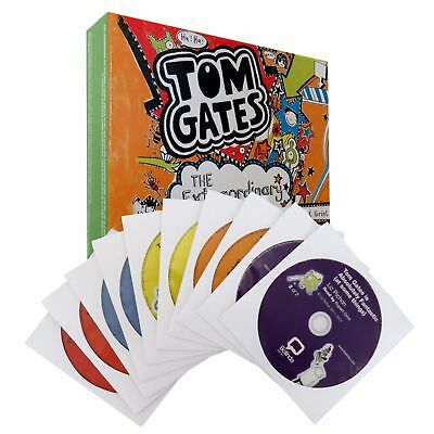 Tom Gates The Extraordinary Audio Collection 10 CDs Including 5 St | Pichon, Liz