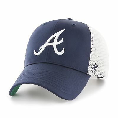 MLB Atlanta Braves Cap Basecap adjustable Baseballcap MVP Branson Trucker