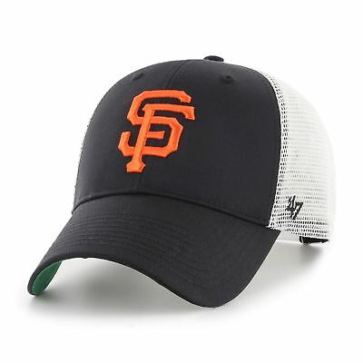 MLB San Francisco Giants Cap Basecap adjustable Baseballcap MVP Branson Trucker