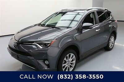 Toyota RAV4 Limited Texas Direct Auto 2016 Limited Used 2.5L I4 16V Automatic FWD SUV
