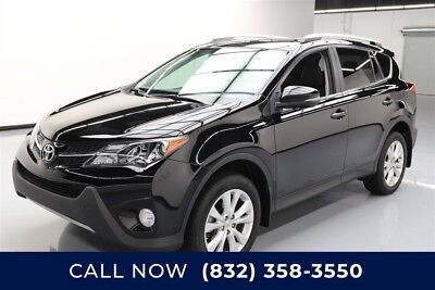 Toyota RAV4 Limited Texas Direct Auto 2015 Limited Used 2.5L I4 16V Automatic AWD SUV