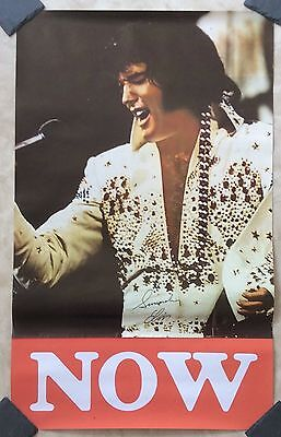 Elvis Presley-Awesome Concert Banner-100% Original As Used At The Shows