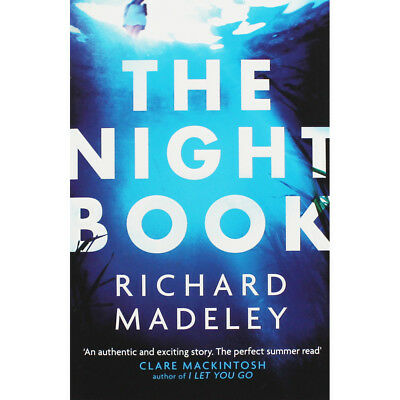 The Night Book by Richard Madeley (Paperback), Fiction Books, Brand New