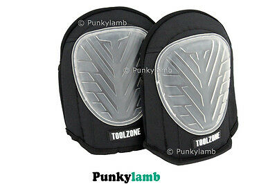 Heavy Duty Gel Filled Knee Pads (Pair) Kneepads Protectors New
