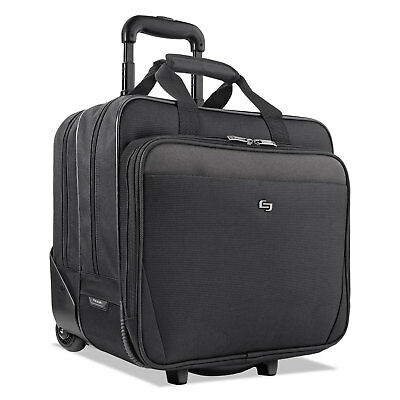 Solo Classic Rolling Case 17.3-inch long 16 3/4-inch high x 7-inch wide x 14