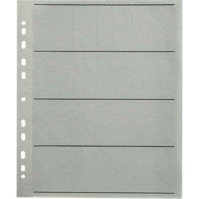 PATERSON NEGATIVE FILING SYSTEM FOR 120/220 FILM (PACK OF 25 Sheets)