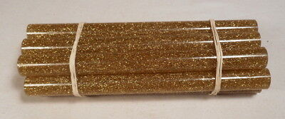 Beautiful rare lot of lucite gold spangle marbled 10 rods 662 grams