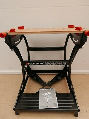 Black & Decker Wm536 Dual Height Workmate 610Mm Jaws