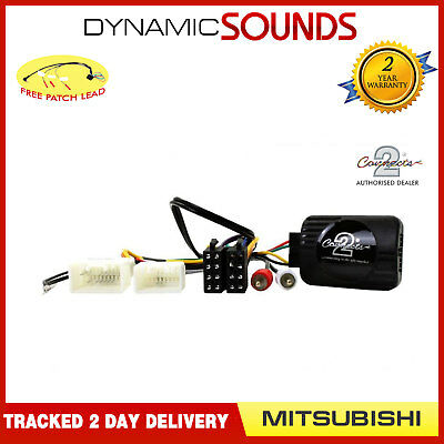 CTSMT003.3 Steering Wheel Stalk Control Adaptor for Mitsubishi Space Star 2015>