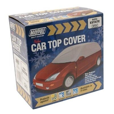 Cover - Extra Large Nylon Top Cover Dp - Car Protector Fits Frost Ice Snow Sun